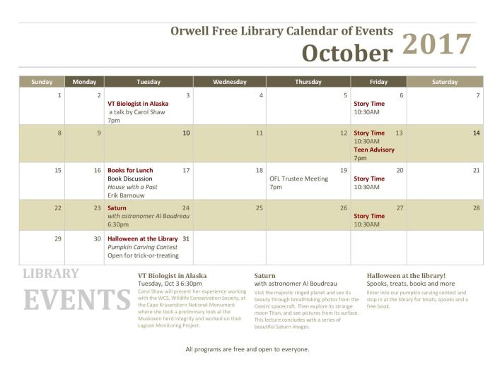 2017 Calendar October-page-001